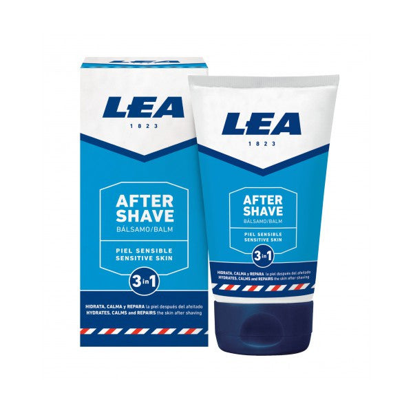 Lea Aftershave Balsam for Sensitive Skin-Lea-ItalianBarber