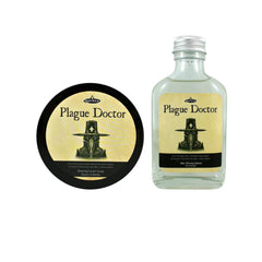 (Combo Pack) RazoRock Plague Doctor Shaving Soap & After Shaving Splash-RazoRock-ItalianBarber