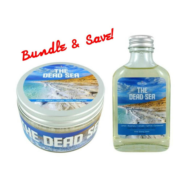 RazoRock DEAD SEA Bundle Pack-RazoRock-ItalianBarber