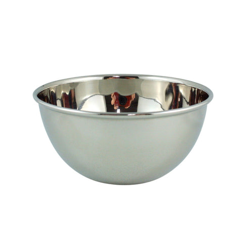 RazoRock Polished Stainless Steel Shaving Bowl-RazoRock-ItalianBarber