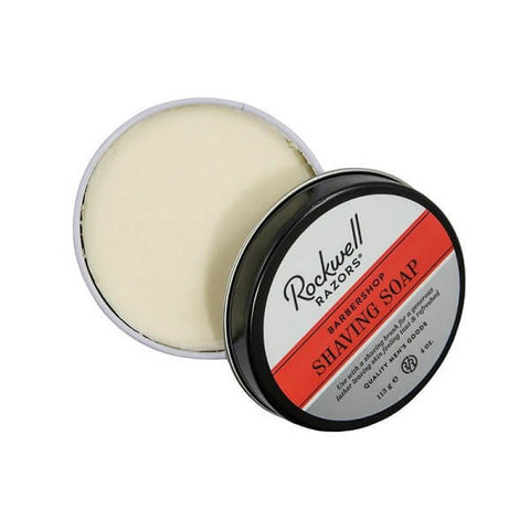 Rockwell Shave Soap - Barbershop Scent-Rockwell Razors-ItalianBarber