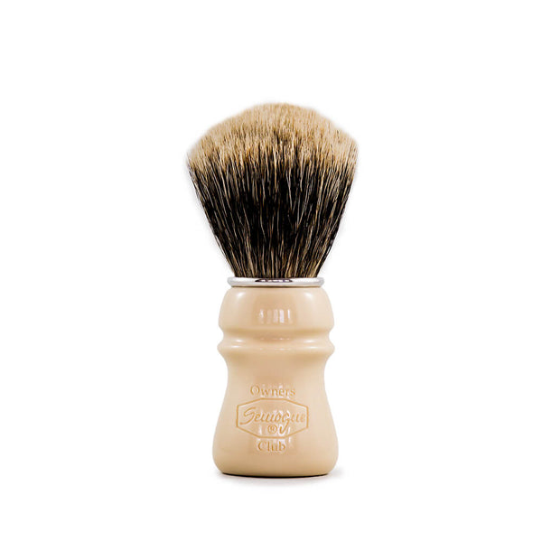 Semogue Owner's Club Finest Badger Shaving Brush Taj-Semogue-ItalianBarber