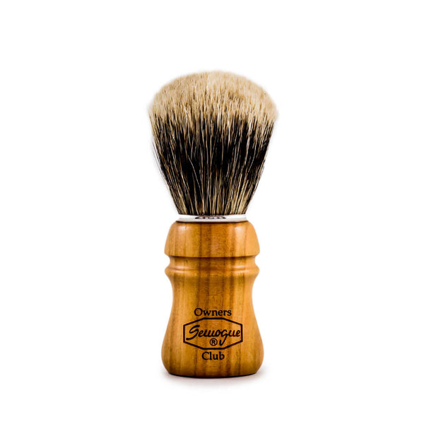Semogue Owner's Club Mistura Badger & Boar Shaving Brush Cherry Wood-Semogue-ItalianBarber