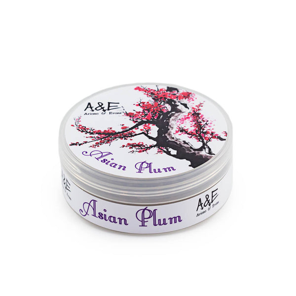 Ariana & Evans - Asian Plum - SHAVING SOAP-Ariana & Evans-ItalianBarber