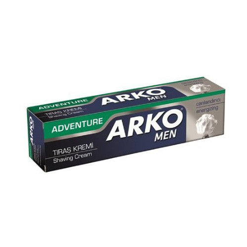 Arko Adventure Shaving Cream - Arko - ItalianBarber.com