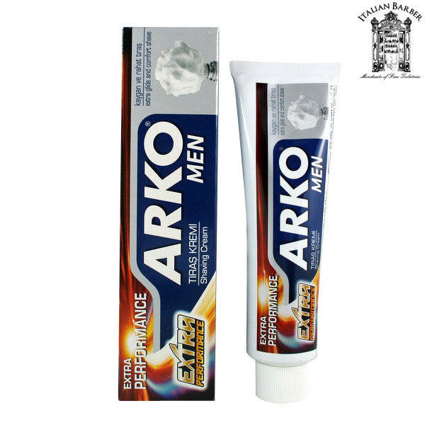 Arko Extra Performance Shaving Cream-Arko-ItalianBarber