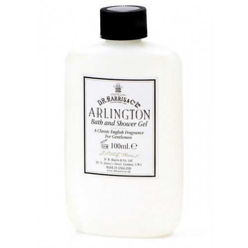 D.R. Harris Arlington Bath And Shower Gel - D.R. Harris - ItalianBarber.com