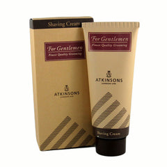 Atkinsons For Gentlemen Shaving Cream 100ml-Atkinsons - I Coloniali-ItalianBarber