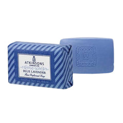Atkinsons Blue Lavender Bar Soap - Atkinsons - I Coloniali - ItalianBarber.com