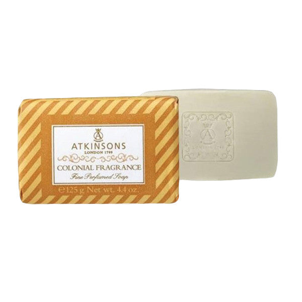 Atkinsons Colonial Fragrance Bar Soap - Atkinsons - I Coloniali - ItalianBarber.com