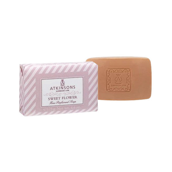 Atkinsons Sweet Flower Bar Soap-Atkinsons - I Coloniali-ItalianBarber