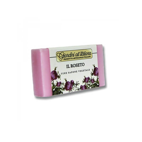 Giardini All'Italiana by Saponificio Bignoli Bath Bar Soap - Il Roseto-Saponificio Bignoli-ItalianBarber