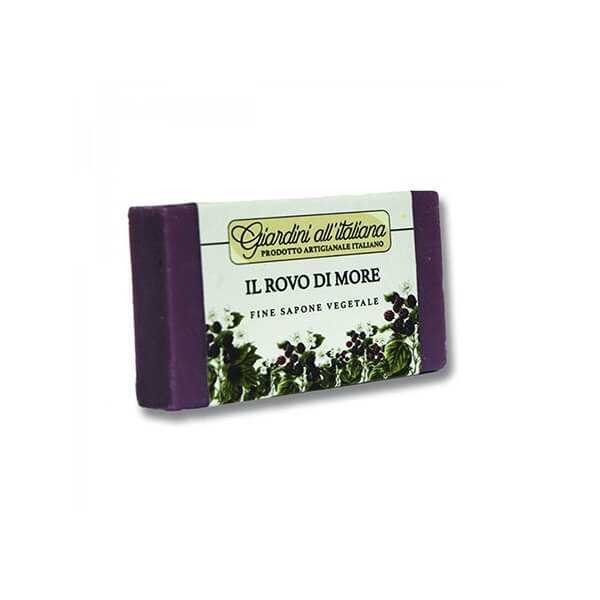 Giardini All'Italiana by Saponificio Bignoli Bath Bar Soap - Il Rovo Di More-Saponificio Bignoli-ItalianBarber