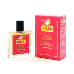 Cella Aftershave Lotion Splash - Cella - ItalianBarber.com