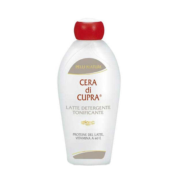 Cera di Cupra Cleansing and Toning Milk for Mature Skin 200ml-Cera di Cupra-ItalianBarber