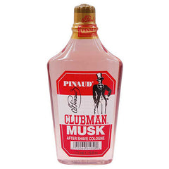 Pinaud Clubman Musk Aftershave Cologne - Clubman Pinaud - ItalianBarber.com