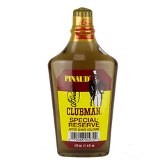 Pinaud Clubman Special Reserve Aftershave Cologne - Clubman Pinaud - ItalianBarber.com