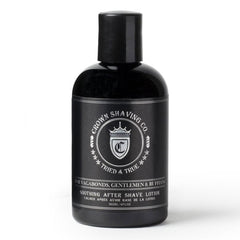Crown Shaving Co. Soothing After Shave Lotion - Crown Shaving Co. - ItalianBarber.com