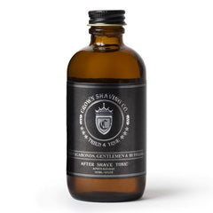 Crown Shaving Co. After Shave Tonic - Crown Shaving Co. - ItalianBarber.com