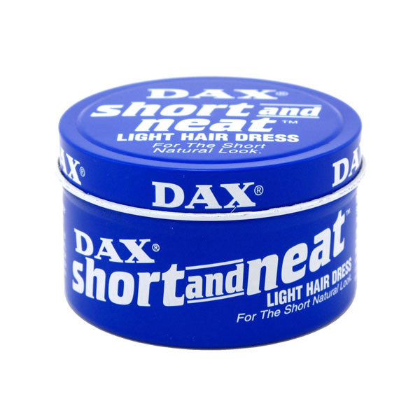 Dax Short And Neat Light Hair Dress - Dax - ItalianBarber.com