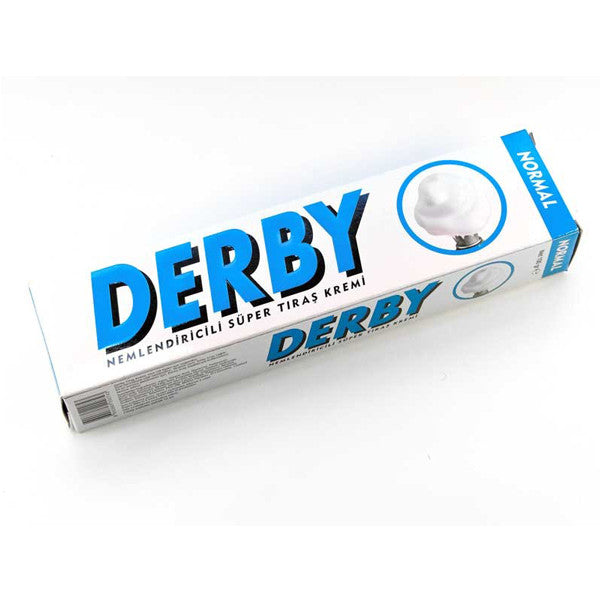 Derby Moisturizing Super Normal Shaving Cream-Derby-ItalianBarber