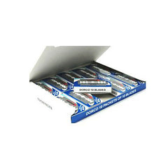 Dorco ST-300 Platinum Stainless Double Edge Razor Blades - Blue Pack - 100 Blades-Dorco-ItalianBarber