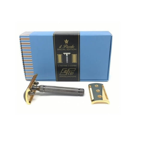 "Fatip ""Special Edition"" Piccolo Double Edge Safety Razor-Fatip-ItalianBarber"