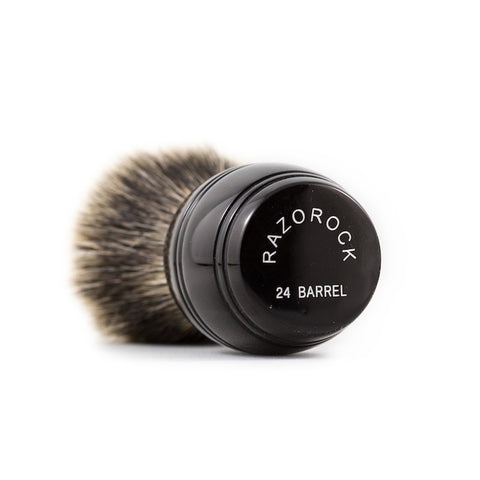 (Finest) RazoRock 24 Barrel Badger Shaving Brush - with Finest Badger Knot-RazoRock-ItalianBarber