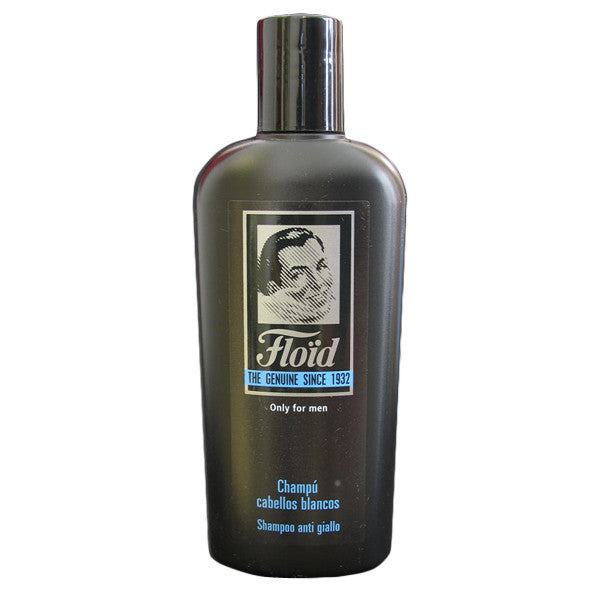 Floid Shampoo for White Hair 250ml-Floid-ItalianBarber