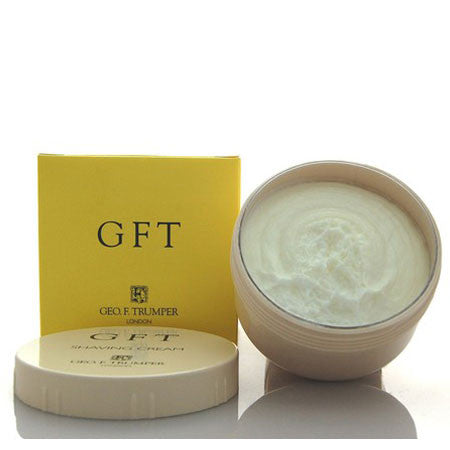 Geo F Trumper GFT Soft Shaving Cream Screw Thread Pot 200g - Geo F Trumper - ItalianBarber.com