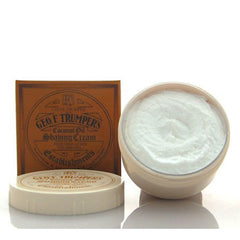 Geo F Trumper Coconut Oil Soft Shaving Cream Screw Pot 200g - Geo F Trumper - ItalianBarber.com