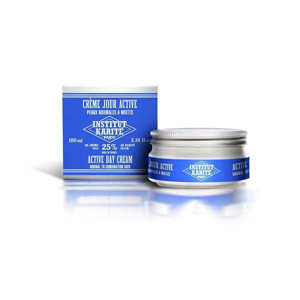 Institut Karité Paris Active Day Cream - Normal Skin-Institut Karite Paris-ItalianBarber