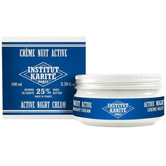 Institut Karité Paris Active Night Cream - Institut Karite Paris - ItalianBarber.com