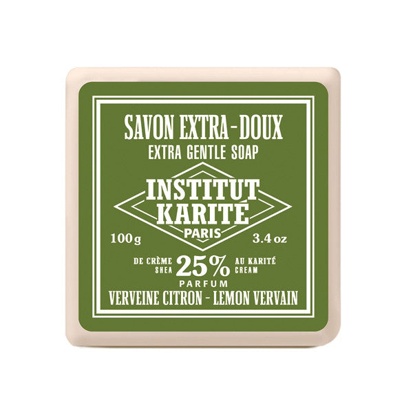 Institut Karité Paris Extra Gentle Cream Soap, Vervaine Lemon-Institut Karite Paris-ItalianBarber