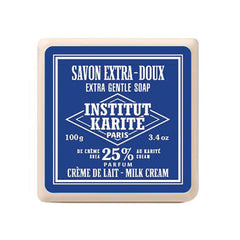Institut Karité Paris Extra Gentle Cream Soap, Milk Cream - Institut Karite Paris - ItalianBarber.com