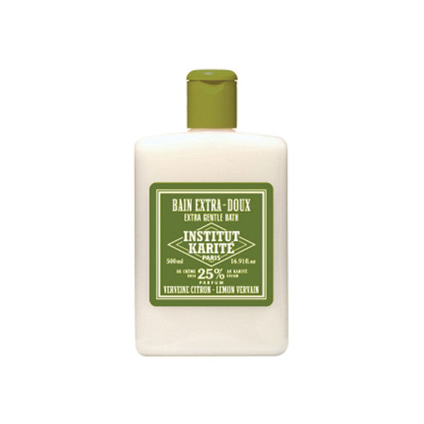 Institut Karité Paris Extra Gentle Bath, Vervaine Lemon - Institut Karite Paris - ItalianBarber.com