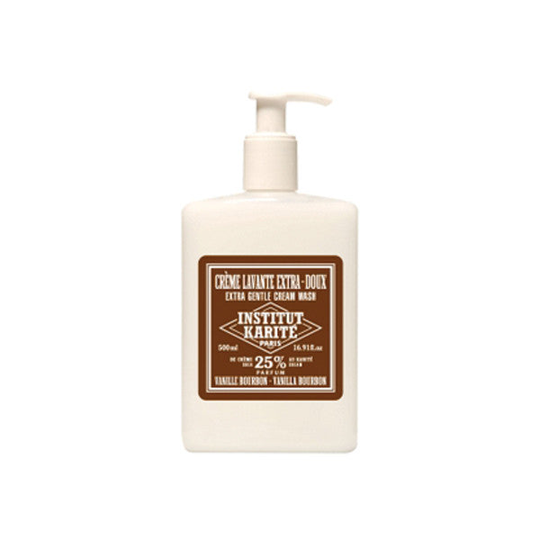 Institut Karité Paris Extra Gentle Cream Wash, Vanilla Bourbon-Institut Karite Paris-ItalianBarber