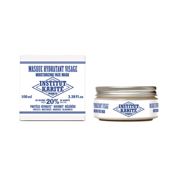 Institut Karité Paris Moisturizing Face Mask-Institut Karite Paris-ItalianBarber