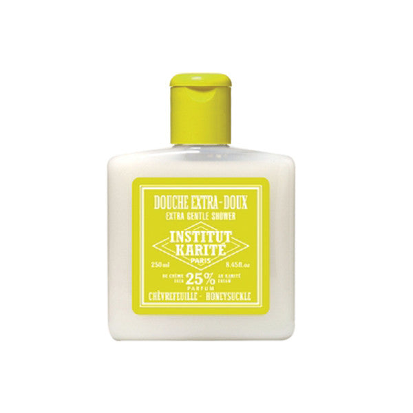 Institut Karité Paris Extra Gentle Shower Cream, Honeysuckle - Institut Karite Paris - ItalianBarber.com