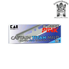 Kai Captain Titan Mild Blade - No Guard-Kai-ItalianBarber