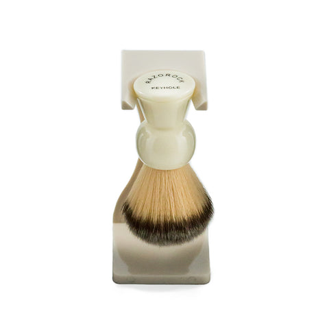 RazoRock KEYHOLE Plissoft Synthetic Shaving Brush - 22mm-RazoRock-ItalianBarber