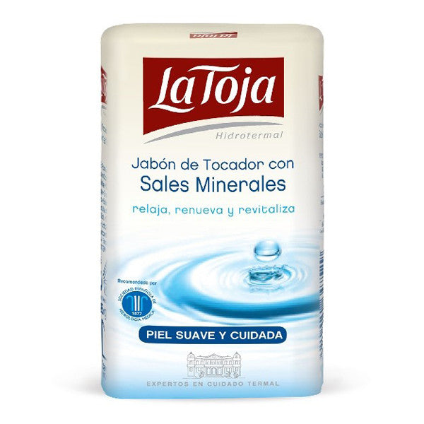 La Toja Hidrotermal Bath Soap with Mineral Salts - La Toja - ItalianBarber.com