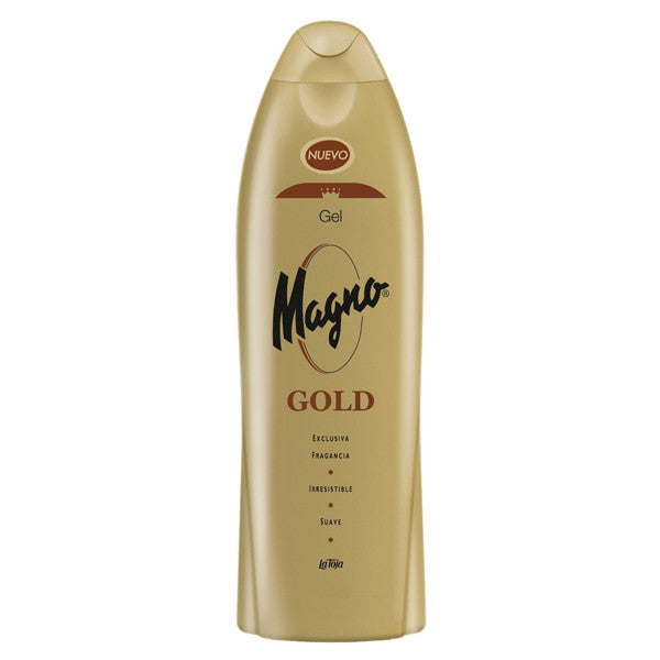 La Toja Magno Bath And Shower Gel with Mineral Salts - Gold-La Toja-ItalianBarber