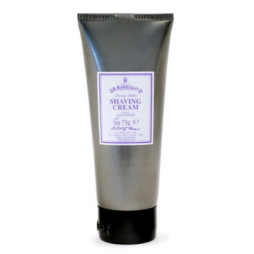 D.R. Harris Lavender Luxury Lather Shaving Cream Travel Tube - D.R. Harris - ItalianBarber.com