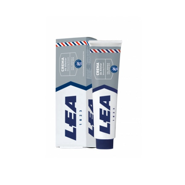 Lea Sensitive Skin Shaving Cream 150gr Tube-Lea-ItalianBarber
