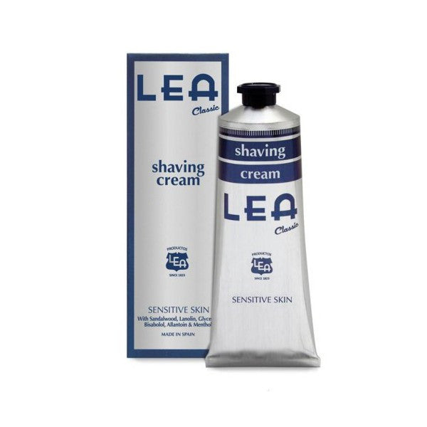 Lea Classic Sensitive Skin Shaving Cream Tube-Lea-ItalianBarber