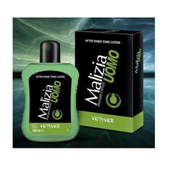 Malizia Vetyver Aftershave Tonic 100ml - Malizia - ItalianBarber.com