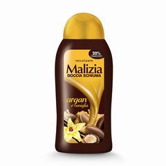 Malizia Argan and Vanilla Body Wash-Malizia-ItalianBarber