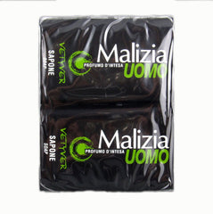 Malizia Uomo Bar Soap 100g - 6 BARS-Malizia-ItalianBarber