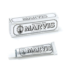 Marvis Toothpaste - Whitening Mint 25 ml Travel Size-Marvis-ItalianBarber